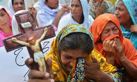 Peshawar church bombings show the deadly outcome of religious intolerance | Samira Shackle