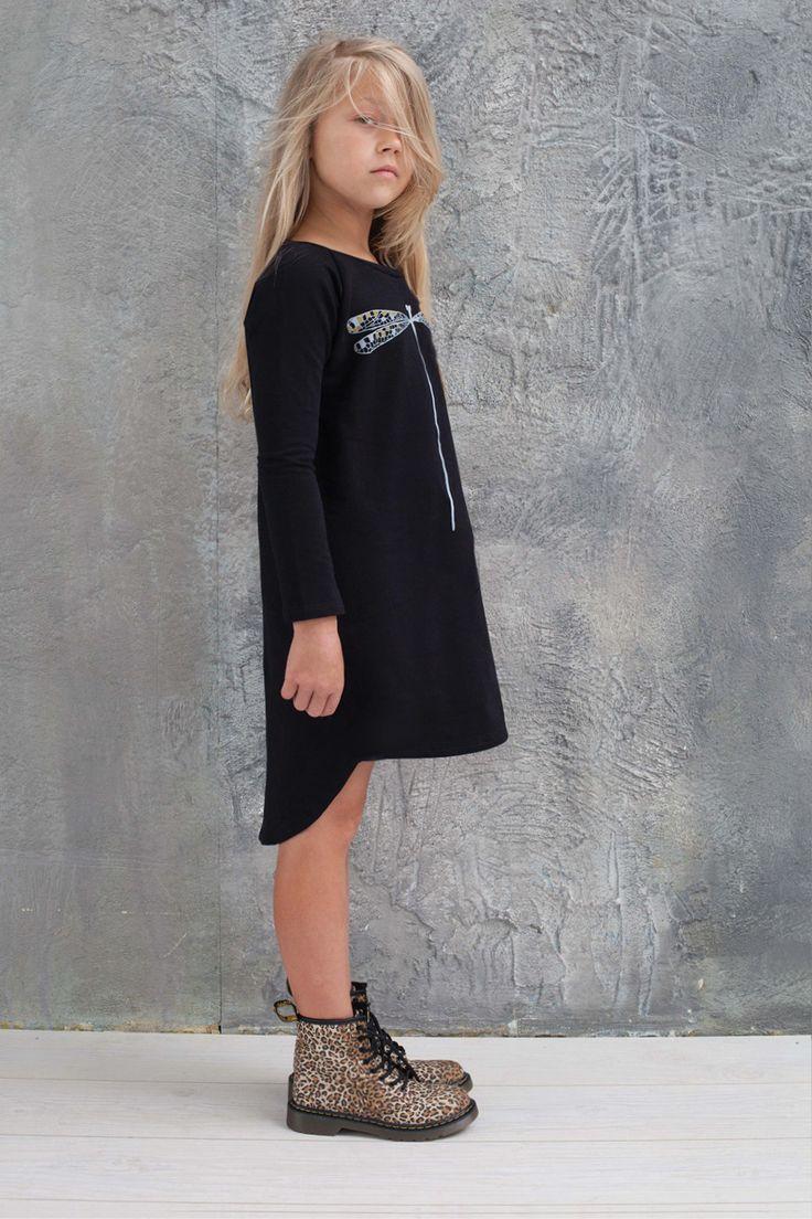 black dress www.nosweet.pl