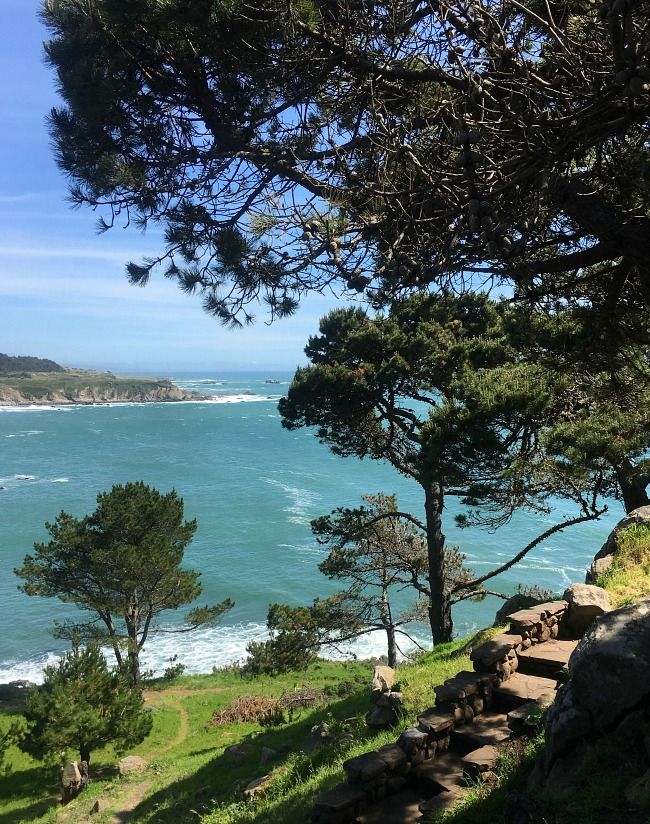 I'm sharing highlights from a recent Sonoma Coast getaway to Timber Cove Resort and Fort Ross Vineyards. We couldn't have had better spring weather!