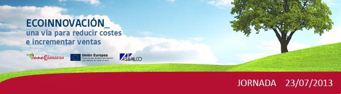 Próxima jornada gratuita en Paterna, Eccoinnocamaras va a presentar el programa de ayudas, EcoInoCámaras, a PYMEs y Autónomos cofinanciados por FEDER y la Cámara de Valencia con esta jornada se persigue detectar y ejecutar las iniciativas técnica y económicamente más indicadas a cada empresa o autónomo participante en el Programa, dentro del ámbito de la ecoinnovación