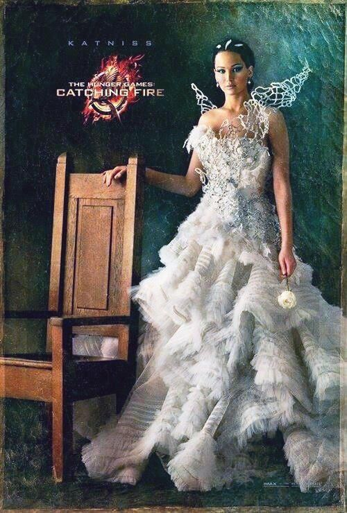 Hunger Games 2 - Catching Fire / L'Embrasement - Les Portraits