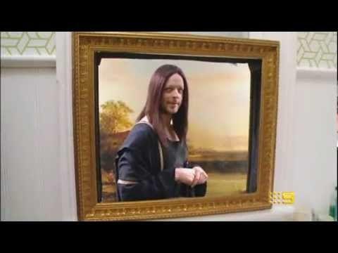 Hamish and Andy's EURO Gap Year: Mona Lisa