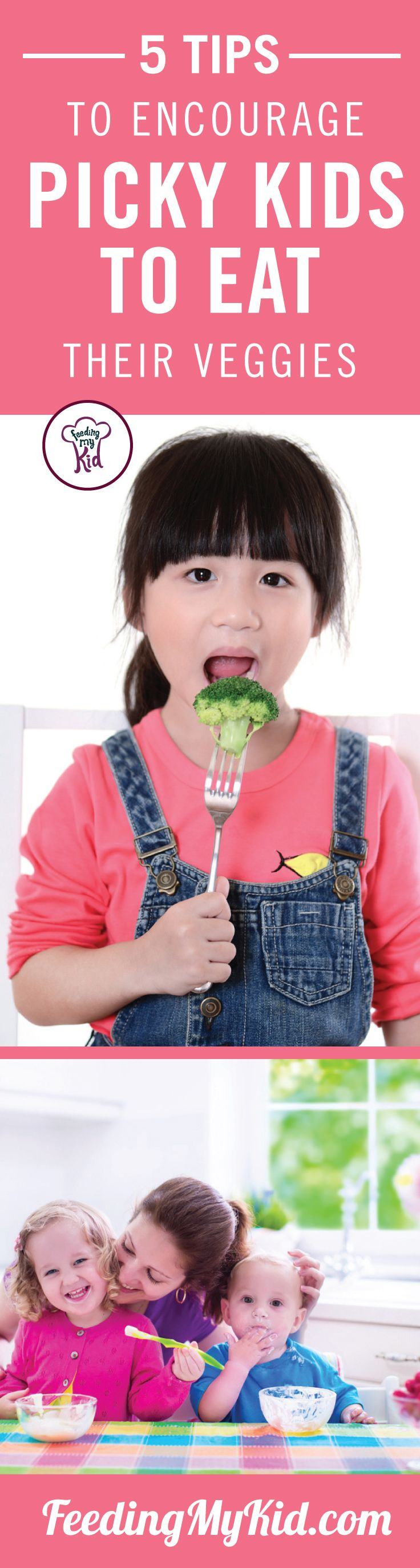 As a leading child-feeding expert in Canada, I've helped thousands of families get their picky eaters to try new foods on their own without being sneaky or forceful. Let me help you! Check out this great article to help your picky eater. Feeding My Kid is a filled with all the information you need about how to raise your kids, from healthy tips to nutritious recipes.#FeedingMyKid #vegetables #pickyeating