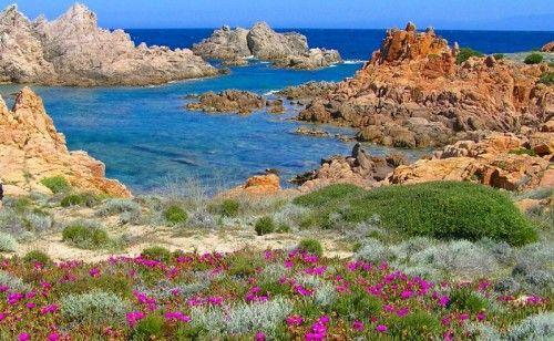 Punta Li Canneddi -Sardegna