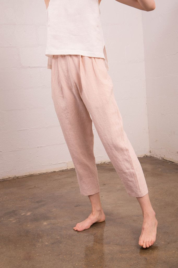 Ilana Kohn - Nico Pant in Blush