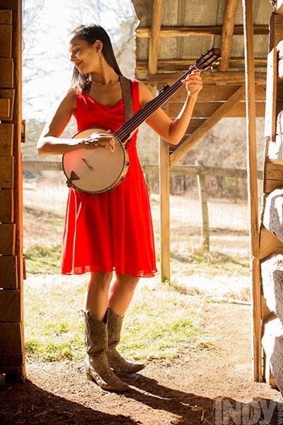 The Carolina Chocolate Drops' Rhiannon Giddens reinvents musical forms with N.C. Symphony