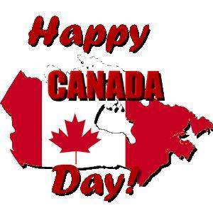 Happy Canada Day 2012