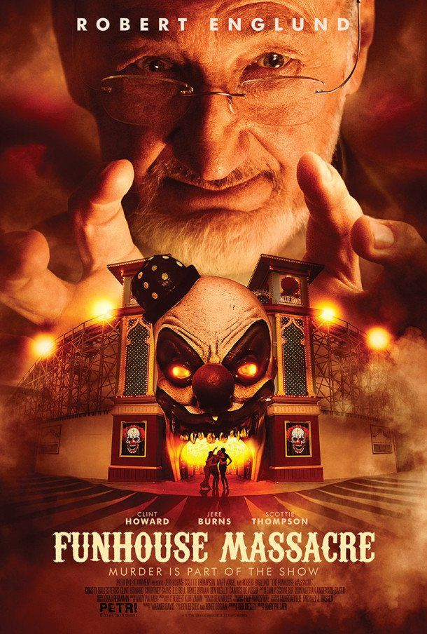 The Funhouse Massacre 2015 Movie