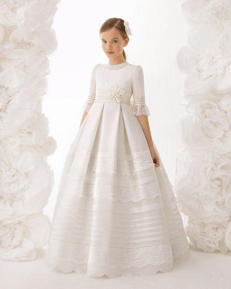 6f6f736608 First Communion Archivos - Rosa Clará - Vestidos de novia y fiesta ...