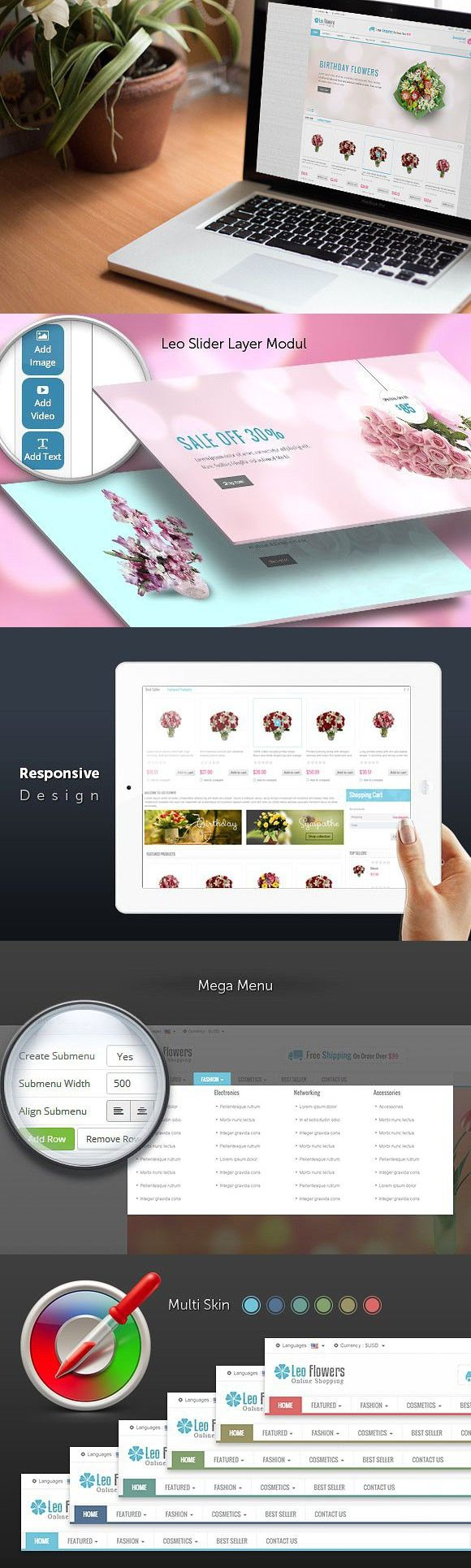 996 best Bootstrap Themes images on Pinterest   Templates, Website ...
