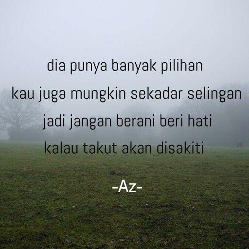 Malay poem,sad