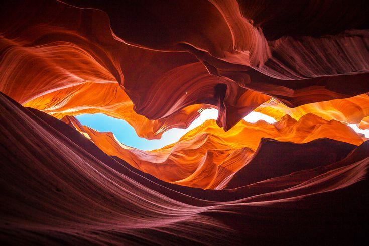 Antelope Kanyonu - ABD
