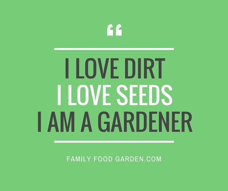 Inspirational Garden Quotes
