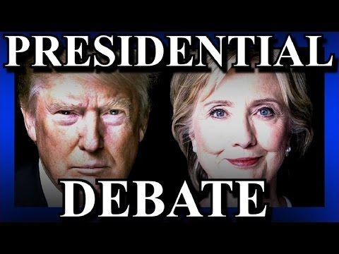 FULL: Donald Trump vs Hillary Clinton - Second Presidential Debate - Washington University 10/9/2016 - YouTube