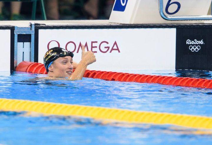 Mireia Belmonte regresa a la selección española de natación | Tribuna Feminista
