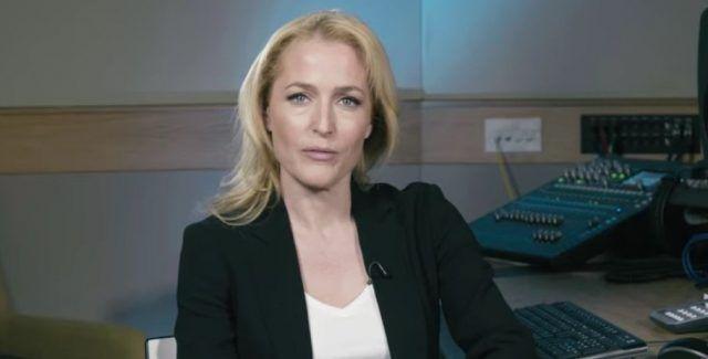 X-Files Cast Reunites for a New Project