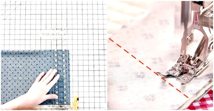Get This Wide Chunky Binding for Your Next Quilt, See How They Did It Here