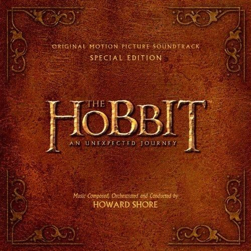 19 best books and authors images on pinterest book book book book howard shore the hobbit an unexpected journey original motion picture soundtrack fandeluxe Gallery