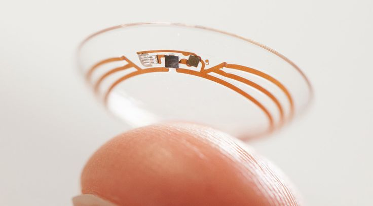 Google invents smart contact lens with built-in camera: Superhuman Terminator-like vision here we come | ExtremeTech