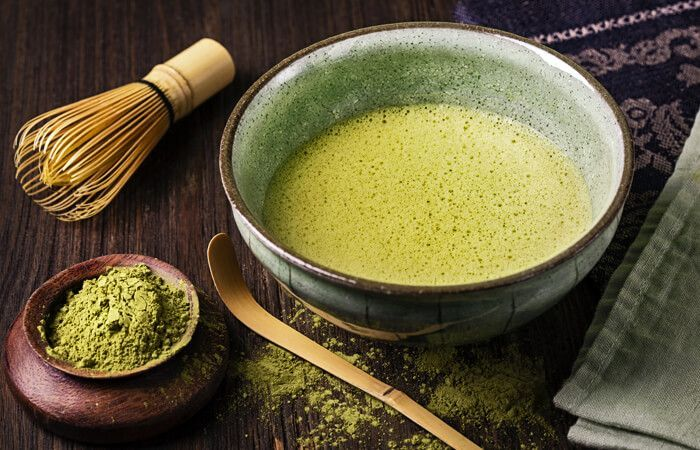 Health Benefits of Matcha Green Tea Powder