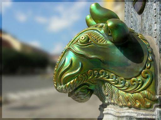 Zsolnay porcelain Pécs