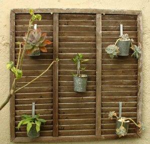 17 meilleures id es propos de vieux volets en bois sur for Decoration fenetre persiennes