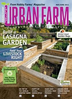 urban farm magazine one of my favorites for reading on urban farming
