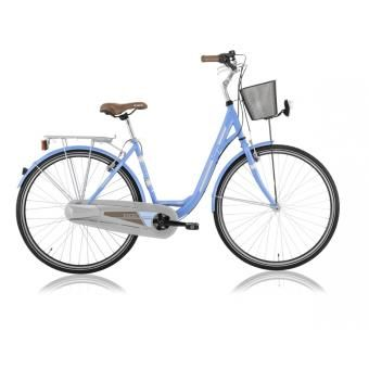 Vélo hollandais dame EUROPA bleu 2016