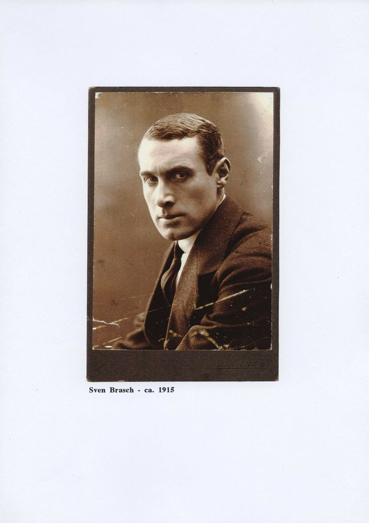 Sven Brasch - Danish Film Illustrator (1915) http://www.dfi.dk/faktaomfilm/person/da/133688.aspx?id=133688