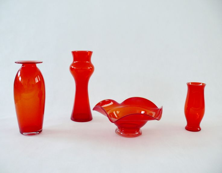 Polish vintage glass designed by Zbigniew #Horbowy  #vintage #wzornictwo #60s