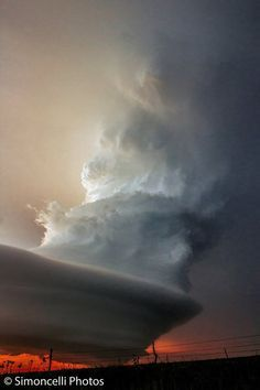 Top 10 Weather Photographs: 1/20/2015 – The top 10 weather photographs shared in the Mr Twister Weather Snapshot group on January 18th 2015 #1 Wayne Simoncelli (549 Likes) Chasing mostly