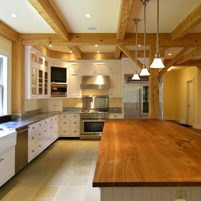 Douglas Fir Beams Connector Post Wood Me Design Ideas, Pictures, Remodel, and Decor