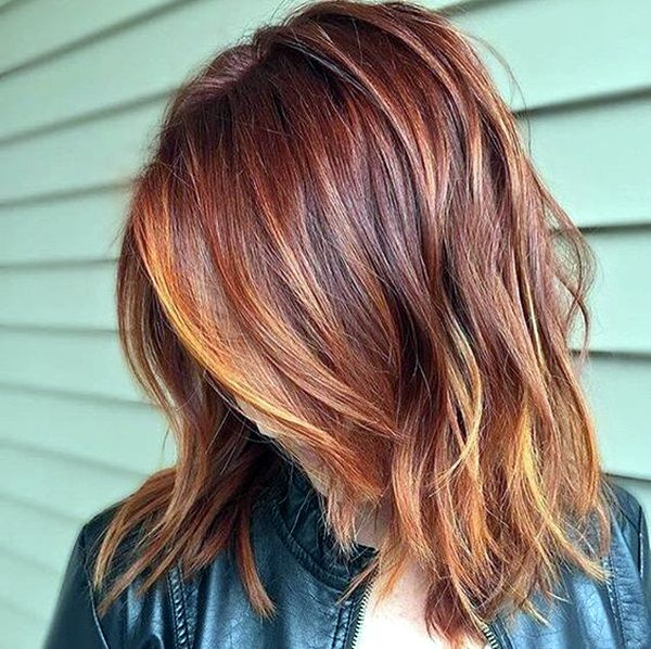 25+ Best Fall Hair Ideas On Pinterest