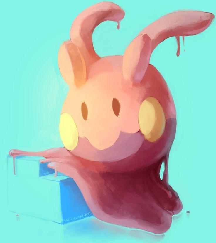 how to get goomy pokemon sun