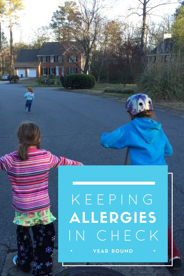 Ad Tips And Tricks For Keeping Your Children Allergy Symptoms At