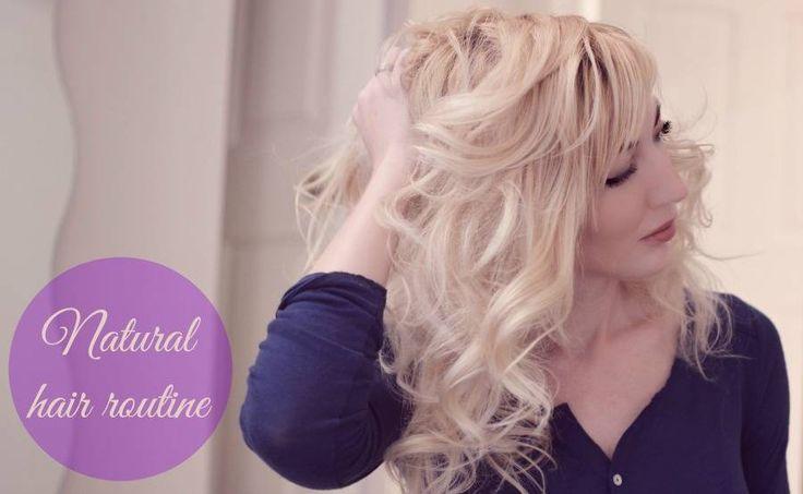 Mer info om naturlig hårvård