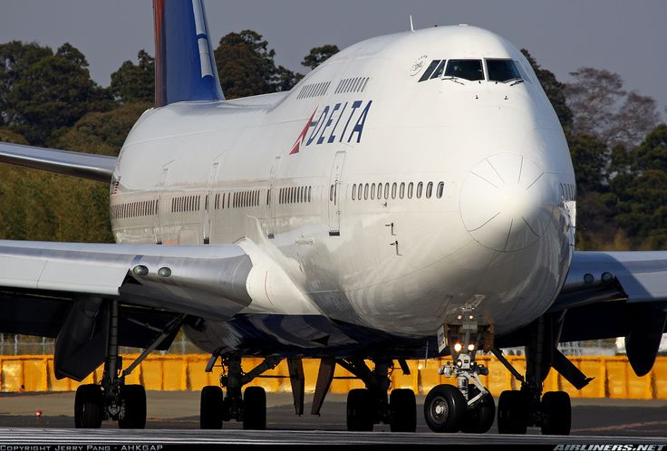 Photos Boeing 747451 Aircraft Pictures Boeing, Delta