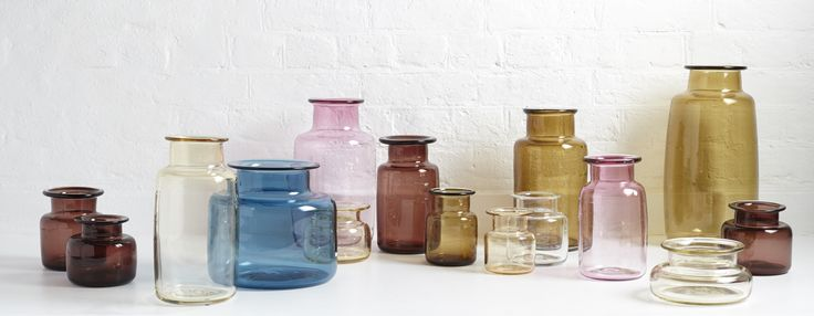 Chelsea Jars by Michael Ruh for The New Craftsmen