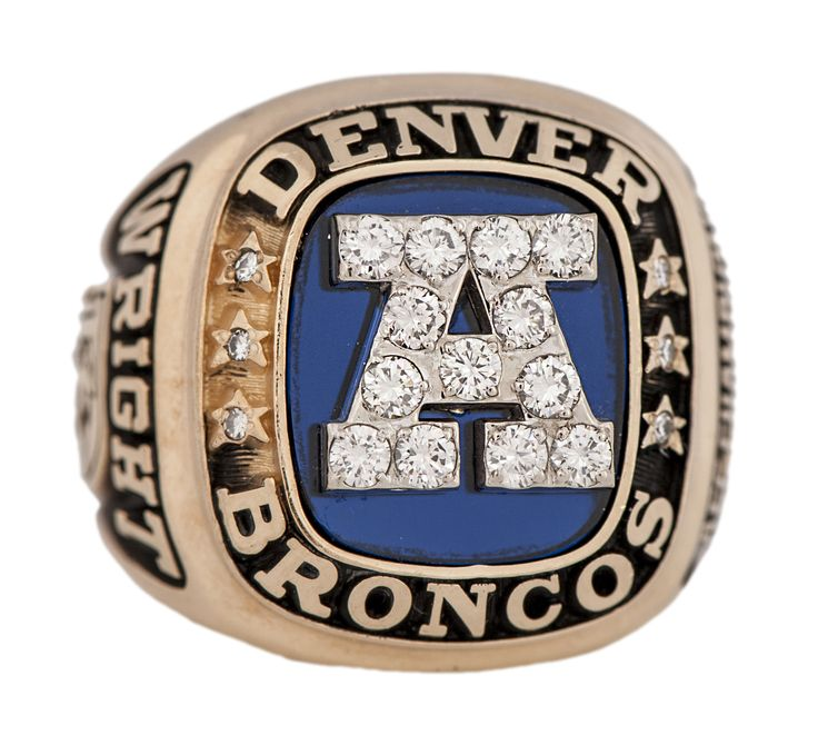 51 Best NFL Conference Championship Rings Images On