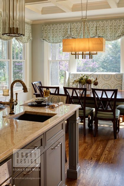 Traditional kitchen glen ellyn traditional kitchen and traditional