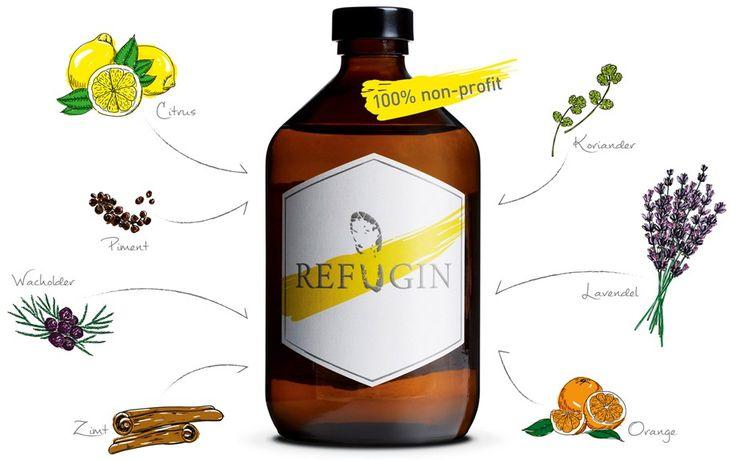 Refugin - Social commitment meets Gin