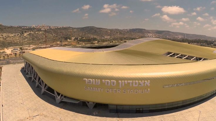Sammy Ofer Stadium, also known as Haifa International Stadium and Avi Ran Stadium, is a 30,820-seat planned multi-purpose stadium in Haifa, Israel.