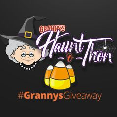 I found one of Granny's Candies and am now entered to win a $25 gift card of my choice. Think you can find more? #GrannysGiveaway