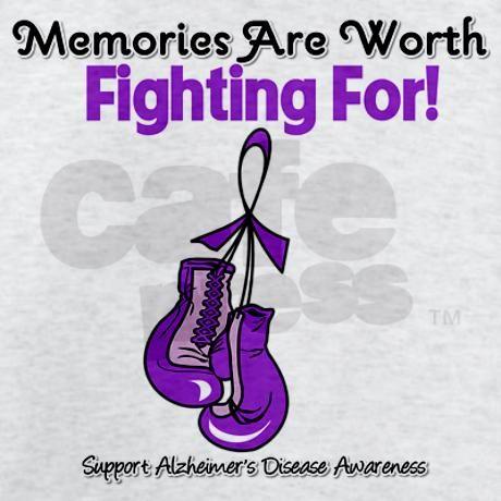 Memories Are Worth Fighting For #alzheimers #tgen #mindcrowd www.mindcrowd.org