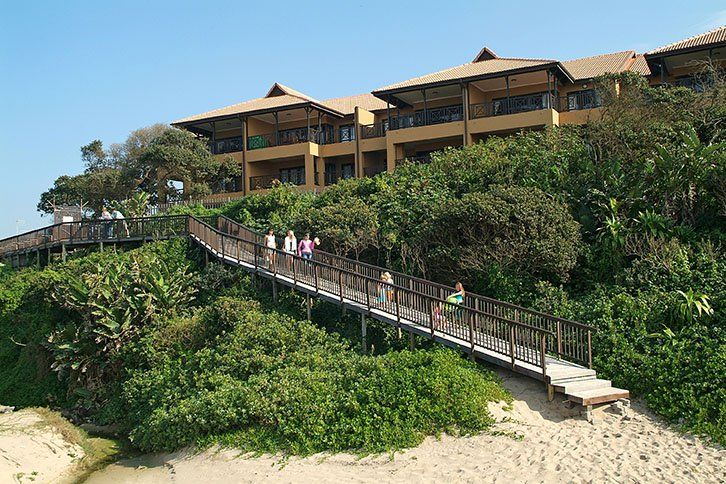 17 Bondi Beach - 17 Bondi Beach is a well-furnished and equipped apartment located in the seaside village of Shelly Beach and offers self-catering accommodation for six people.The apartment is fully furnished and has three ... #weekendgetaways #margate #southcoast #southafrica