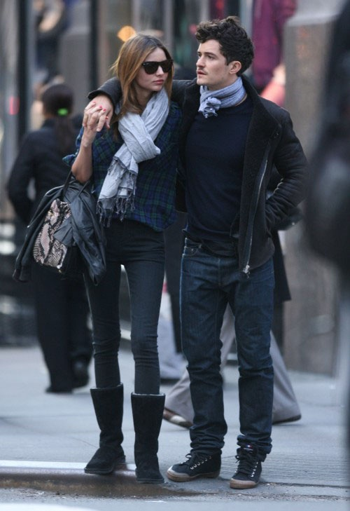 Perfect Couple - Miranda Kerr and Orlando Bloom