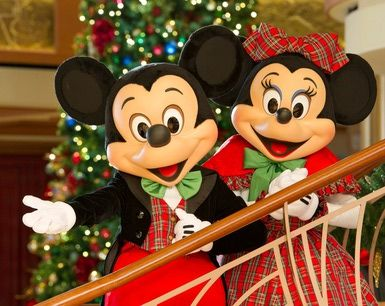 Very Merrytime Cruises on Disney Cruise Line | About.com Family Vacations #holidays #cruise #disneycruise #dcl #thanksgiving #christmas #newyears