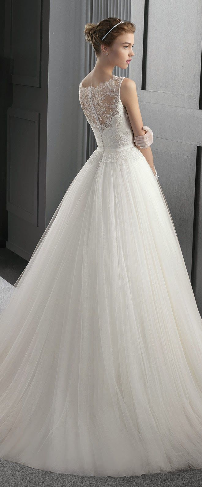 Two by Rosa Clara 2015 Bridal Collection | bellethemagazine.com