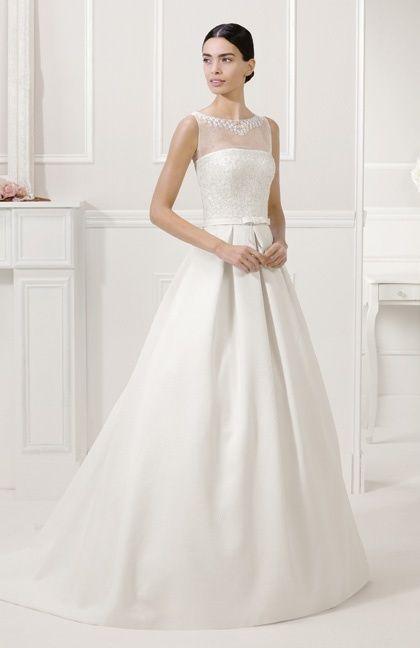Robe de mariée Alma Novia 2016 Modèle 16AN-Foro