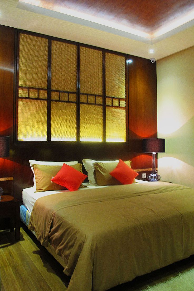 bedroom design by Casa Dekora, located at our show-unit, vimala hills, agungpodomoroland, puncak, bogor